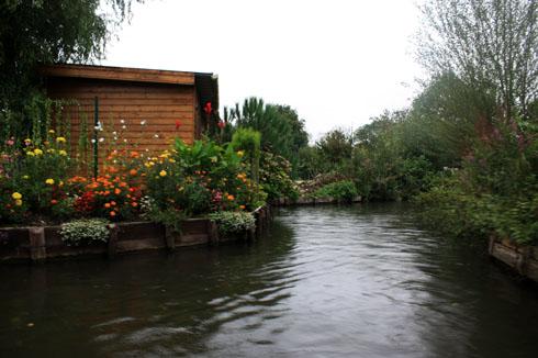 Jardin humide